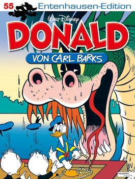 Disney: Entenhausen-Edition-Donald Bd. 55 - Carl Barks  [Taschenbuch]
