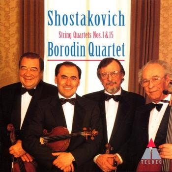 Borodin Quartett - Streichquartette No. 1 & No. 15
