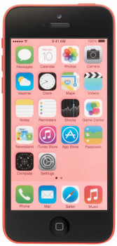 Apple iPhone 5C 8 Go rose