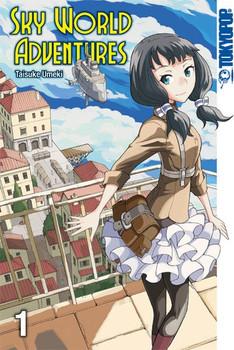 Sky World Adventures 01 - Taisuke Umeki  [Taschenbuch]
