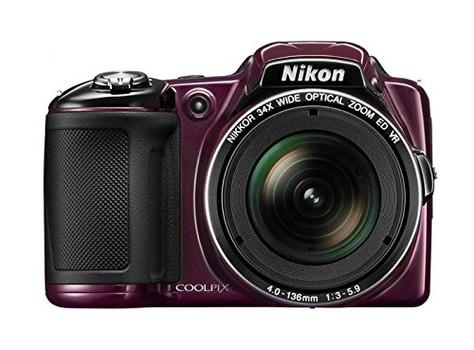 Nikon COOLPIX L830 aubergine