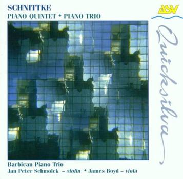 Barbican Piano Trio - Piano Quintet-Piano Trio