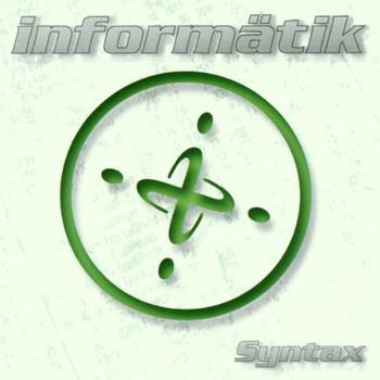 Informätik - Syntax