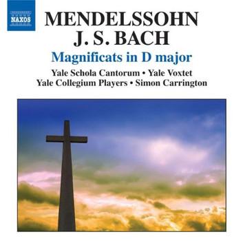 Yalescholacantorum - Mendelssohn / Bach : MAGNIFICAT in D-Dur