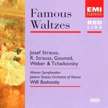 Willi Boskovsky - Red Line - Walzer (Strauß / Strauss / Gounod / Weber / Tschaikowsky)