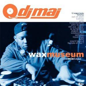 DJ Maj - Waxmuseum [UK-Import]