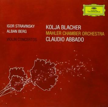 Kolja Blacher - Violinkonzerte