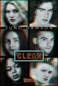 Clean - Juno Dawson  [Gebundene Ausgabe]