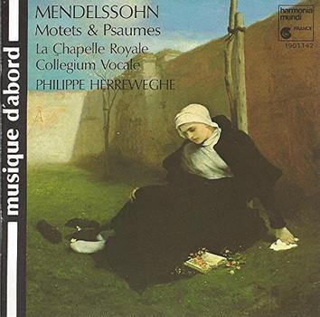 Herreweghe - Mendelssohn Motetten Herrewegh