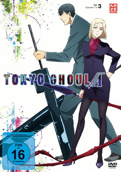 Tokyo Ghoul A - 2. Staffel, Vol. 3