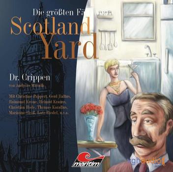 Various - 08 die Größten Fälle Von Scotland Yard