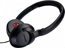 Bose SoundTrue on-ear zwart