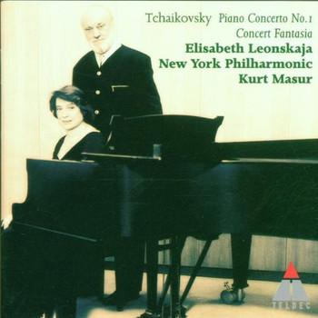 Leonskaja - Klavierkonzert 1 / Klavierfantasie Op. 56