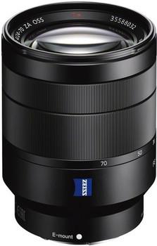 Sony FE Vario-Tessar 24-70 mm F4.0 OSS ZA 67 mm Objectif (adapté à Sony E-mount) noir