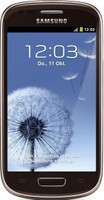 Samsung I8190N Galaxy S III mini 8GB [con Near Field Communication] marrone