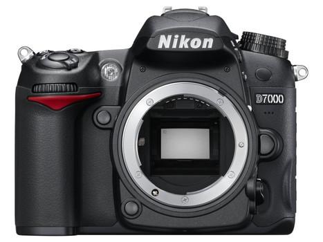 Nikon D7000 zwart