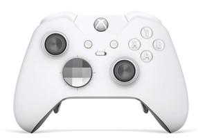 Microsoft Xbox One Elite mando inalámbrico blanco