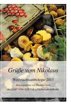 Grüße vom Nikolaus: Weihnachtsanthologie 2013 - Nikolaus Gruß