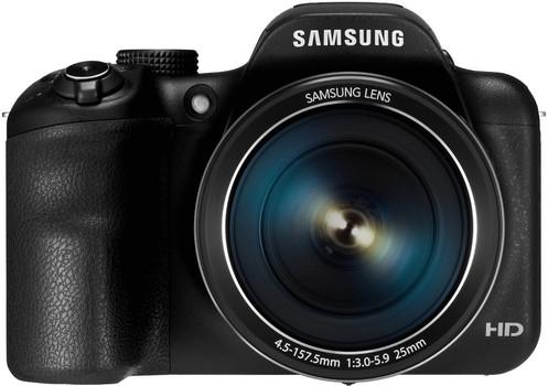 Samsung WB1100F zwart