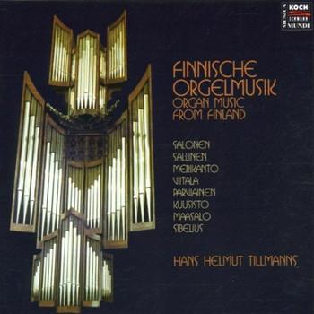 Tillmanns - Finnische Orgelmusik