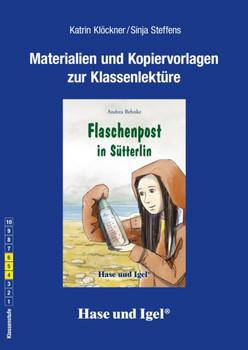 Begleitmaterial: Flaschenpost in Sütterlin - Katrin Klöckner  [Taschenbuch]