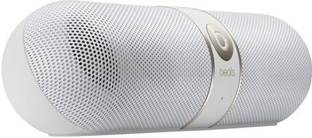 Beats by Dr. Dre Beats Pill 2.0 blanc [Gold Edition]