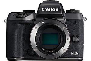 Canon EOS M5 body noir