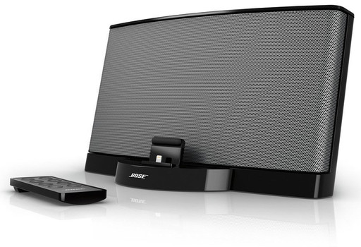 Bose SoundDock Series III enceintes noir [pour iOS]