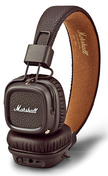 Marshall Major II blutooth marrone