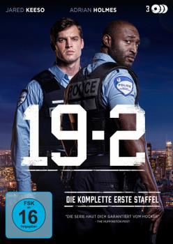 19-2 - Die komplette erste Staffel (3 Discs)