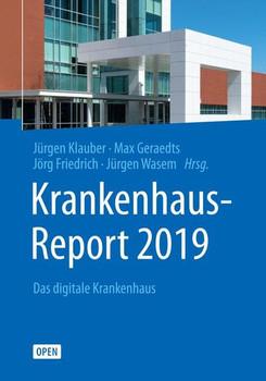 Krankenhaus-Report 2019. Das digitale Krankenhaus [Taschenbuch]