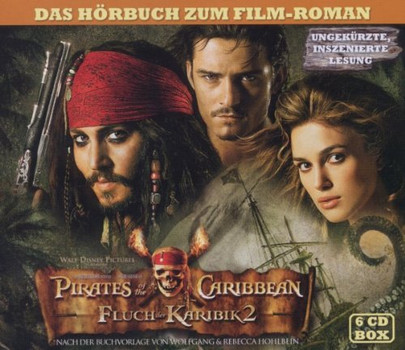 Pirates of the Caribbean - Vol.2! Fluch der Karibik 2
