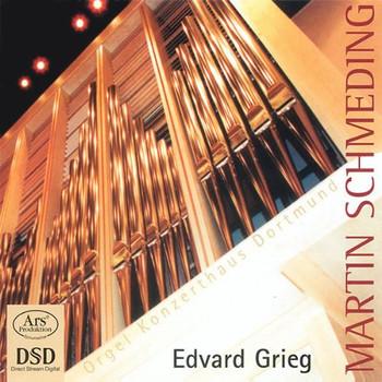 Martin Schmeding - Transkriptionen für Orgel (Holberg-Suite, Peer-Gynt-Suite, u.a.)
