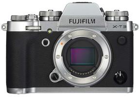 Fujifilm X-T3 Systeemcamera zilver