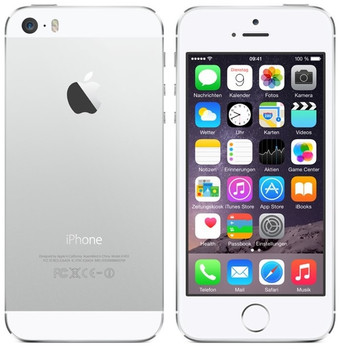 Apple iPhone 5s 32GB plata