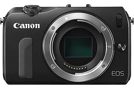 Canon EOS M Systeemcamera zwart