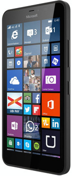 Microsoft Lumia 640 XL LTE Dual SIM 8GB zwart