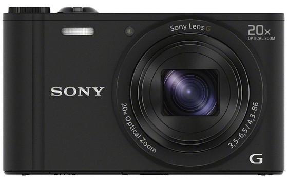 Sony DSC-WX350 negro