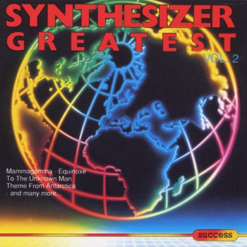 Various - Synthesizer Greatest-Vol.2