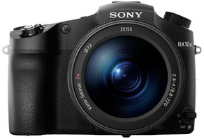 Sony Cyber-shot DSC-RX10 Mark III nero