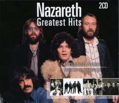 Nazareth - Greatest Hits - 2 CD