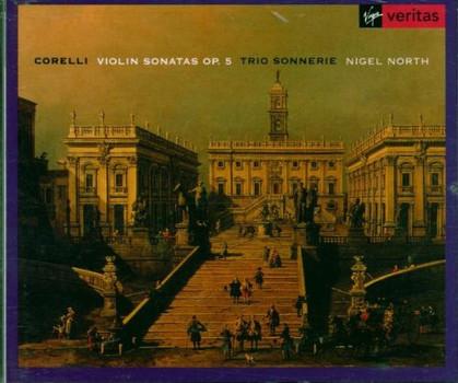 Trio Sonnerie - Corelli   Violinsonaten Op. 5/1-12