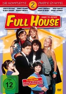Full House - Die komplette zweite Staffel [3 Discs]