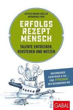 Erfolgsrezept Mensch. Talente entdecken, verstehen und nutzen - Katharina Pohl  [Taschenbuch]