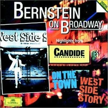 Bernstein - Bernstein on Broadway