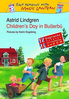 Children's Day in Bullerbü - Astrid Lindgren