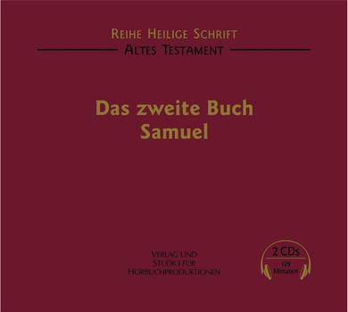 Das 2. Buch Samuel. 2 CDs