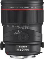 Canon TS-E 24 mm F3.5 L II 82 mm Objectif (adapté à Canon EF) noir