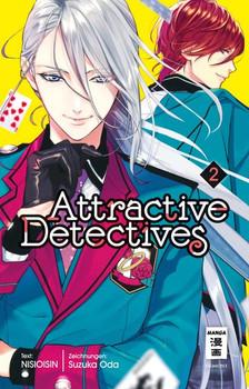 Attractive Detectives 02 - NISIOISIN  [Taschenbuch]