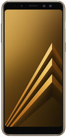 Samsung A530FD Galaxy A8 (2018) Doble SIM 32GB oro